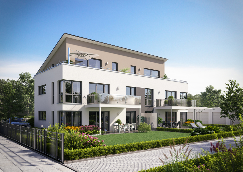 architektur wachinger wohnpark am gablonzer ring 2. Black Bedroom Furniture Sets. Home Design Ideas